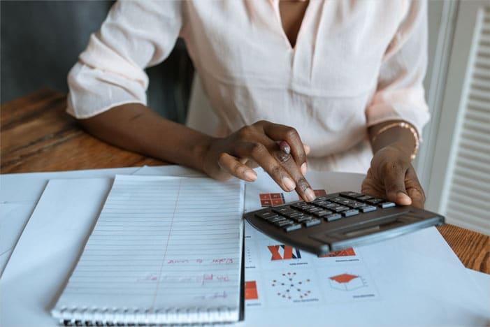 Interior Design Budget Calculation