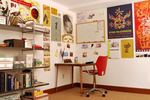 Using spare room as Artist's Gallery