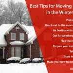 Best Tips for Moving in Winter Season: Move Checklist