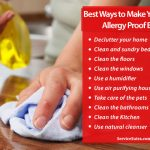Allergy Proof Homes: 11 Best Ways to Make a Home Allergy Proof Easily