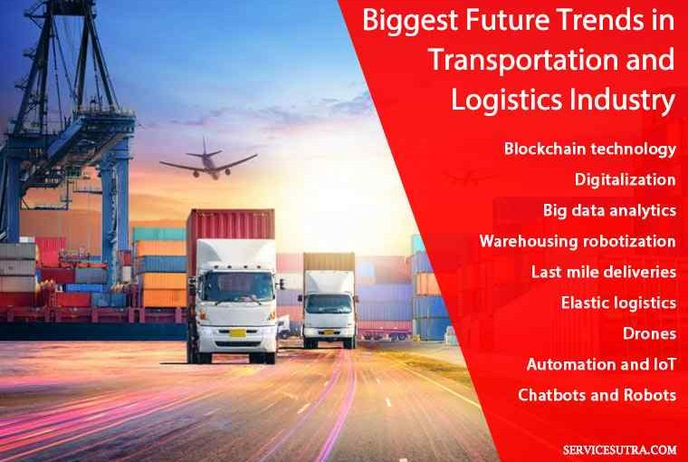 10 Biggest Future Trends in Transportation and Logistics Industry