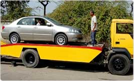 Car transportation services in India