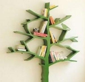Bookshelves design ideas for home
