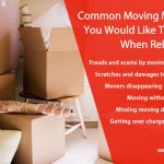 House Moving Mishaps and Mistakes To Avoid When Relocating
