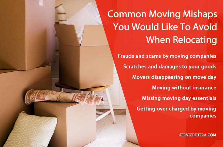 Common house moving mishaps and mistakes and how to avoid it all easily