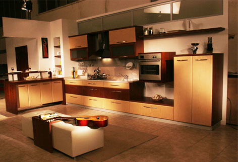 Process and Cost of Interior Design for Kitchen in India