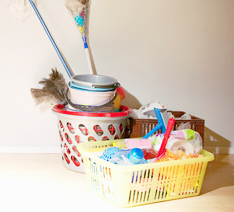 Tips for deep cleaning a house