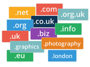 How to choose a good domain name - extensions