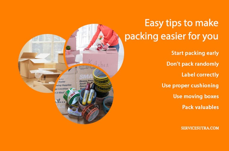 7 Best Packing Tips That Will Make Packing Easier and Safer for You