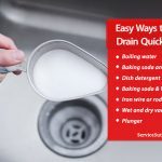 How to Unclog Drain: 7 Easy Ways to Unclog Drains Super Quickly