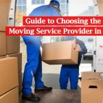 A Guide to Choosing the Right Moving Service Provider in Delhi