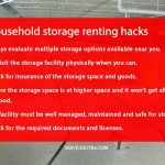 Storage Space on Rent to Store Household Items in Mumbai