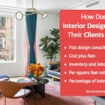 How Does an Interior Designer Charge Their Clients in India?