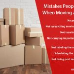 How to Avoid Common Moving Mistakes When Relocating