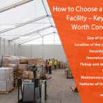 How to Choose a Storage Facility and Cut Storage Costs