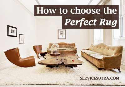 How  to Choose the Perfect Rug for Your Sweet Home