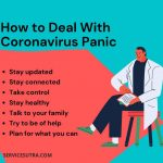How to Deal With Coronavirus Panic Anxiety, Stress and Fear