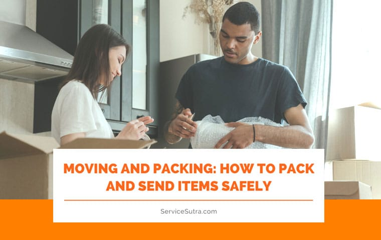 How to Pack and Send Items Safely