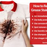 How to Remove Oil and Grease Stains from Clothes Fast and Easily