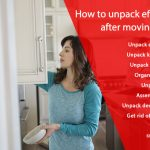 How to Efficiently Unpack after Moving a House