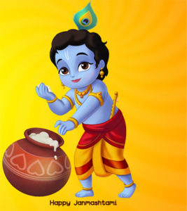 Janmashtami Preparation at Home