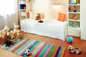 Using spare room as Kids Room