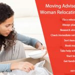 Best Moving Advises For a Woman Relocating Solo