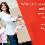 Moving House with a Baby and Little Kids: Tips to Get It Right