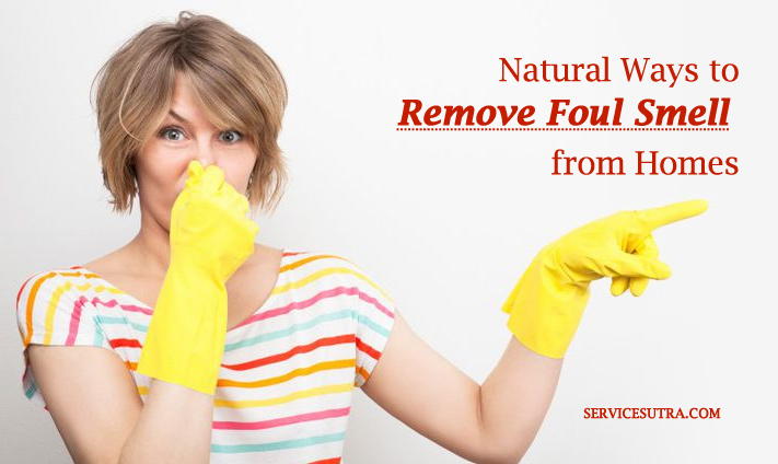 23 Natural Ways to Remove Foul Smell from Homes Easily and Quickly