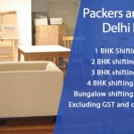 Packers and Movers Delhi Rate Chart: Find House Shifting Rates and Charges