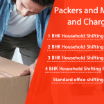 Packers and Movers Rate and Prices in Patna for Home Shifting