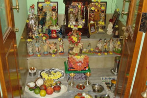 Using spare room as Puja Room