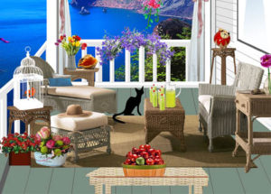 How to Decorate Porch Beautifully and Easily - ServiceSutra