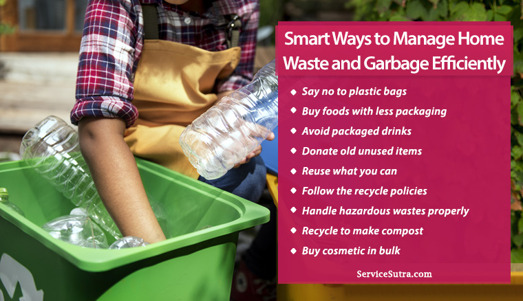 Waste Management: 9 Smart Ways to Manage Home Waste and Garbage