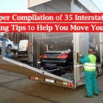 35 Interstate Car Moving Tips to Help You Move Your Car