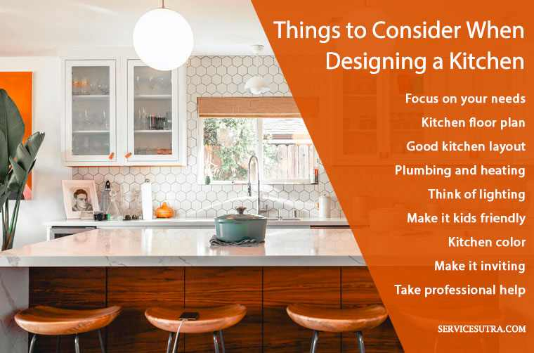Things to Consider When Designing a Kitchen That You'll Love