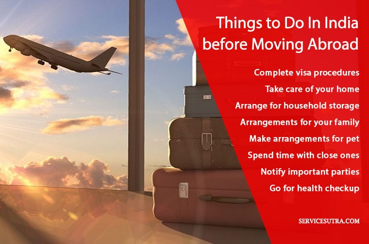 Things to do in India before moving abroad