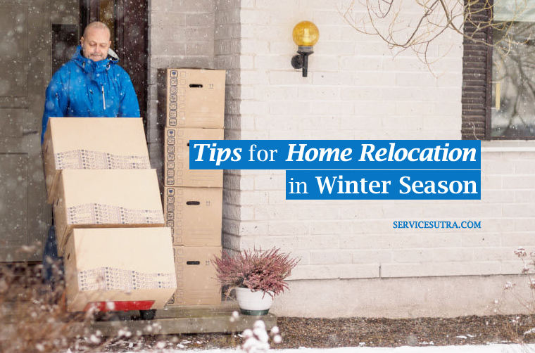 Home Relocation in Winter Season: 15 Packing Moving Tips to Get It Right