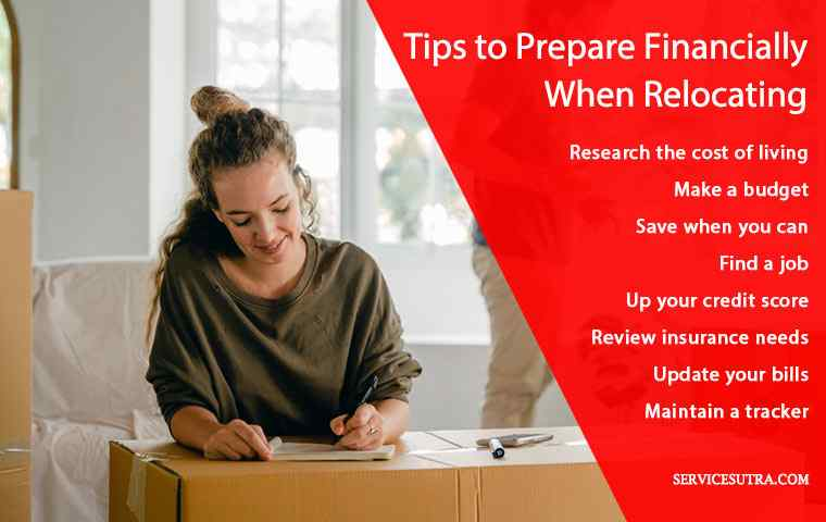 How to Prepare Financially for Relocating to Other City