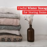 7 Useful Winter Storage Tips for Storing Usual Items Safely