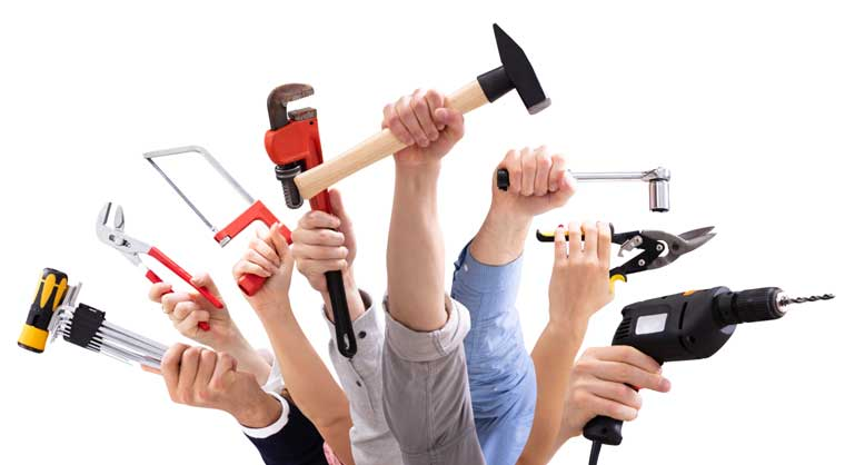 What is a tradesman and what do they do?