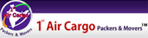 1st Air Cargo Packers & Movers, Ahmedabad